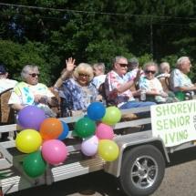 Shoreview Senior Living-Slice of Shoreview Parade