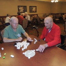 Shoreview Senior Living-Drinks and Dominoes (1)