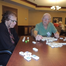 Shoreview Senior Living-Drinks and Dominoes (2)
