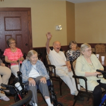 Shoreview Senior Living-Drinks and Dominoes (6)