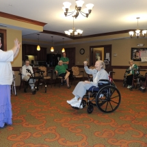 Good Shepherd Lutheran Church-Shoreview Senior Living-guessing charades