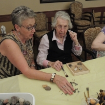 Shoreview Senior Living-Lunch and Crafts (2)