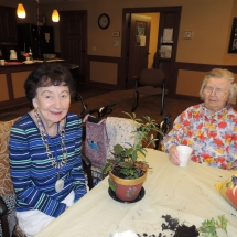 Shoreview Senior Living-Planters and Volunteers (4)
