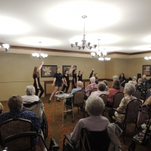 Children's Performing Arts-Shoreview Senior LIving-performing arts dancing