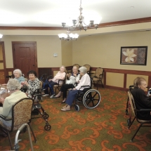 Coral Bells-Shoreview Senior Living-seniors socializing