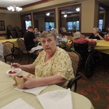 Craft and Bake Sale Sleighs-Shoreview Senior Living (2)