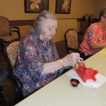 Craft and Bake Sale Sleighs-Shoreview Senior Living (3)