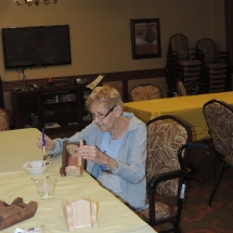 Craft and Bake Sale Sleighs-Shoreview Senior Living (4)