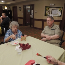 Craft and Bake Sale Sleighs-Shoreview Senior Living (8)