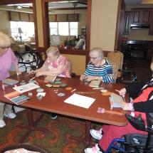 July Silverwood Nature Center Visit-Shoreview Senior Living-making journals