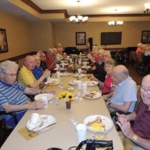 Made to Order Breakfast and Fun with Trudi-Shoreview Senior Living (1)