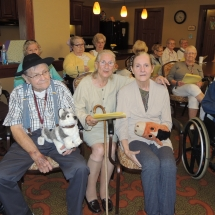 Made to Order Breakfast and Fun with Trudi-Shoreview Senior Living (10)