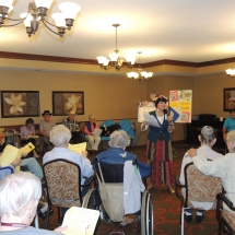 Made to Order Breakfast and Fun with Trudi-Shoreview Senior Living (13)