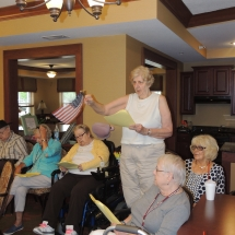 Made to Order Breakfast and Fun with Trudi-Shoreview Senior Living (14)