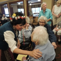 Made to Order Breakfast and Fun with Trudi-Shoreview Senior Living (16)