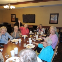 Made to Order Breakfast and Fun with Trudi-Shoreview Senior Living (4)