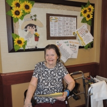 Made to Order Breakfast and Fun with Trudi-Shoreview Senior Living (9)