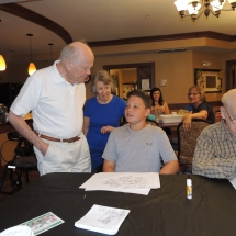 Summer Blast Kids Visit-Shoreview Senior Living (14)