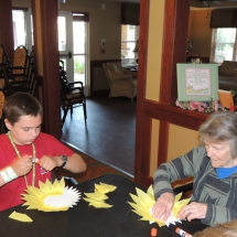 Summer Blast Kids Visit-Shoreview Senior Living (4)