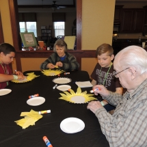 Summer Blast Kids Visit-Shoreview Senior Living (5)