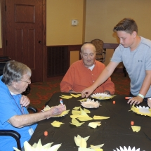 Summer Blast Kids Visit-Shoreview Senior Living (6)