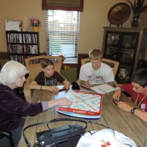 Summer Blast Kids Visit-Shoreview Senior Living (8)