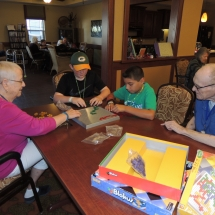 Summer Blast Kids Visit-Shoreview Senior Living (9)