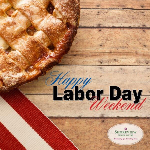 Labor Day-Southview Senior Communities_Shoreview Senior Living