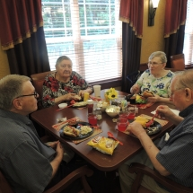 Alzheimer's Awareness BBQ-Shoreview Senior Living (22)