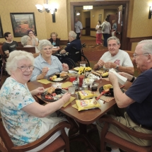Alzheimer's Awareness BBQ-Shoreview Senior Living (23)