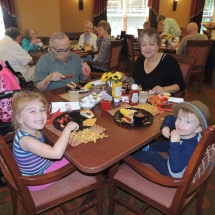 Alzheimer's Awareness BBQ-Shoreview Senior Living (26)