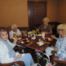Alzheimer's Awareness BBQ-Shoreview Senior Living (34)