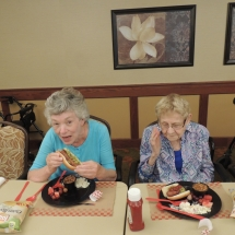Alzheimer's Awareness BBQ-Shoreview Senior Living (40)