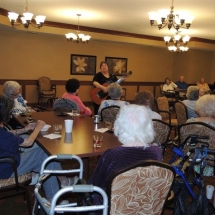 Happy Hour with Barbra Lee-Shoreview Senior Living (1)