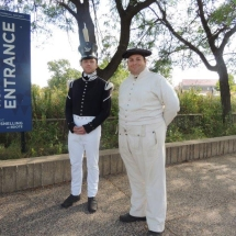History on the Go at Fort Snelling-Shoreview Senior Living-Men in uniforms