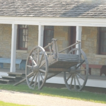 History on the Go at Fort Snelling-Shoreview Senior Living-Wagon