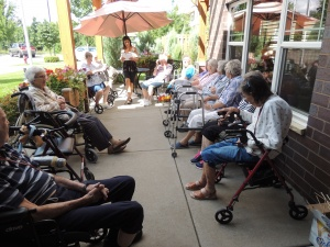LifeTree Topic-Shoreview Senior Living-enjoying the outdoors and some fun facts