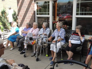 LifeTree Topic-Shoreview Senior Living-closeup of the ladies
