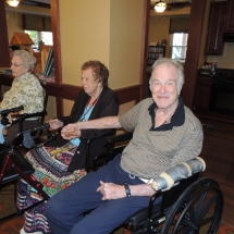 Magical Melodies with Andy-Shoreview Senior Living-All smiles and melodies