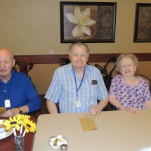 September Made to Order Breakfast-Shoreview Senior Living-Trio at breakfast