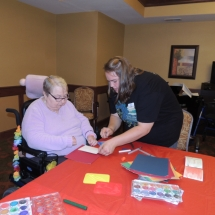 Silverwood Nature Center and Fall Art-Shoreview Senior Living (10)