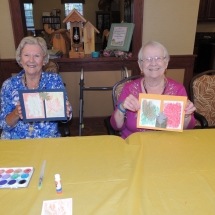 Silverwood Nature Center and Fall Art-Shoreview Senior Living (13)