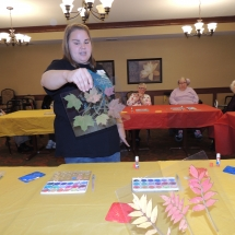 Silverwood Nature Center and Fall Art-Shoreview Senior Living (2)