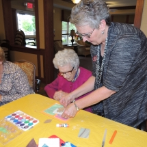 Silverwood Nature Center and Fall Art-Shoreview Senior Living (9)