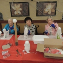 Halloween Crafts-Shoreview Senior Living (1)
