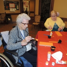 Halloween Crafts-Shoreview Senior Living (12)