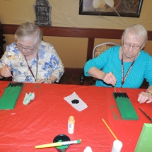 Halloween Crafts-Shoreview Senior Living (13)