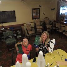 Halloween Crafts-Shoreview Senior Living (15)