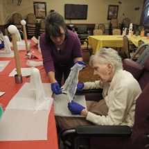 Halloween Crafts-Shoreview Senior Living (3)
