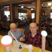 Halloween Crafts-Shoreview Senior Living (5)